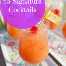 25 Signature Cocktails for a Caribbean Wedding