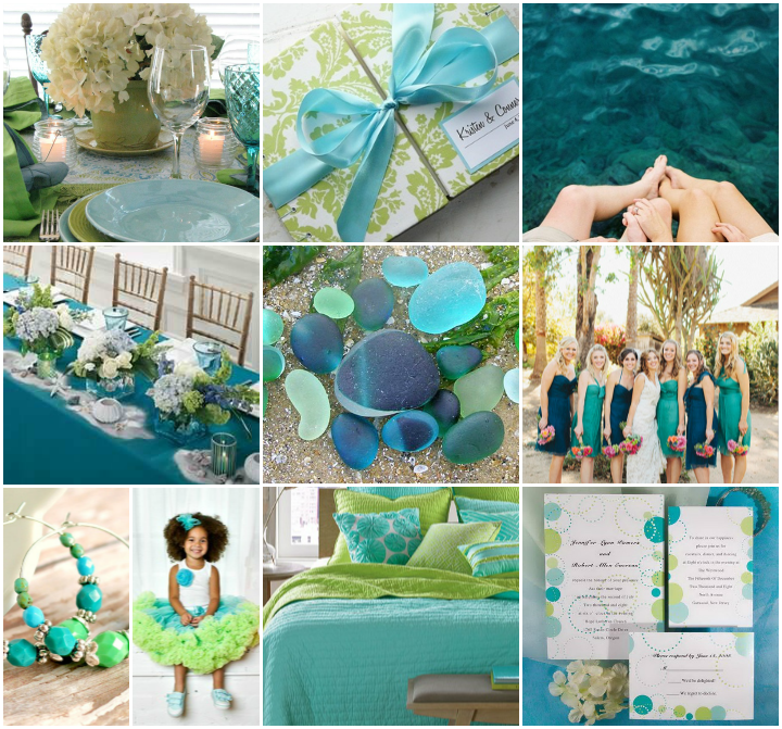 beach-wedding-colours-blue-green