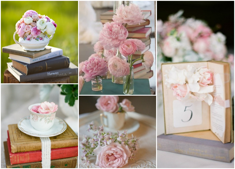 teacups-and-books-wedding-theme