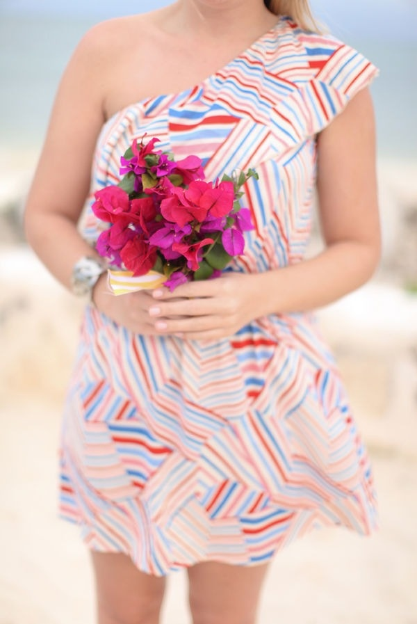 beach-wedding-bridesmaid-dress