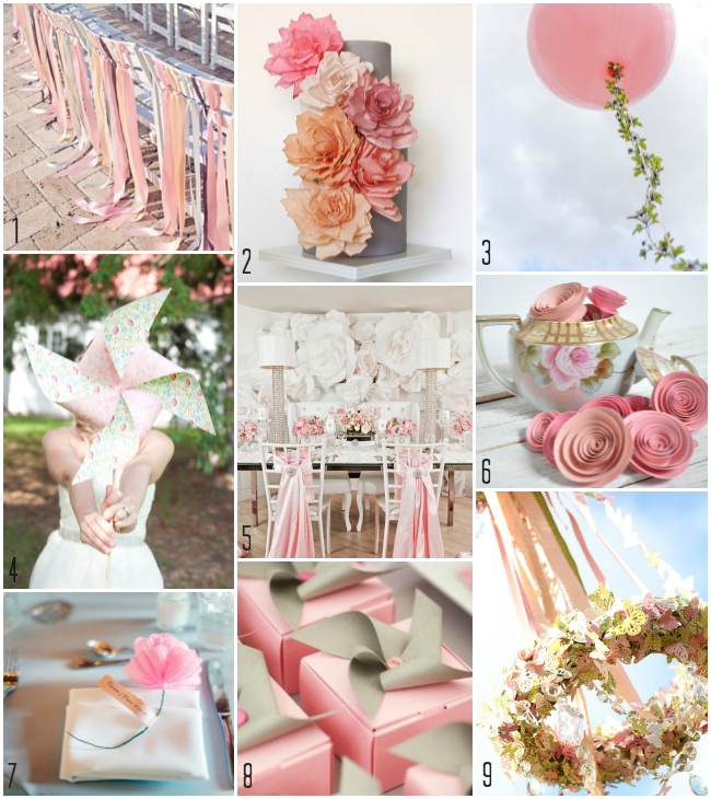 Romantic Weddings Simple: Using Whimsical Decor To Create A Romantic Wedding On A