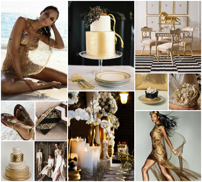 Gold-Black-White-Inspiration