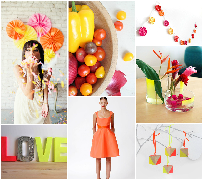Neon-summer-wedding-inspiration