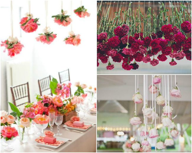 wedding-hanging-flowers