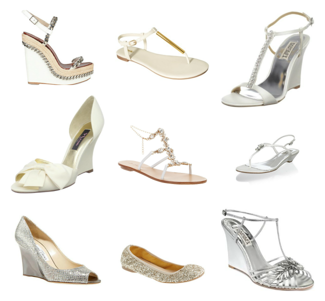 wedding-flats-sandals-wedges