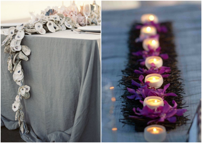 Beach-Wedding-Table-runners