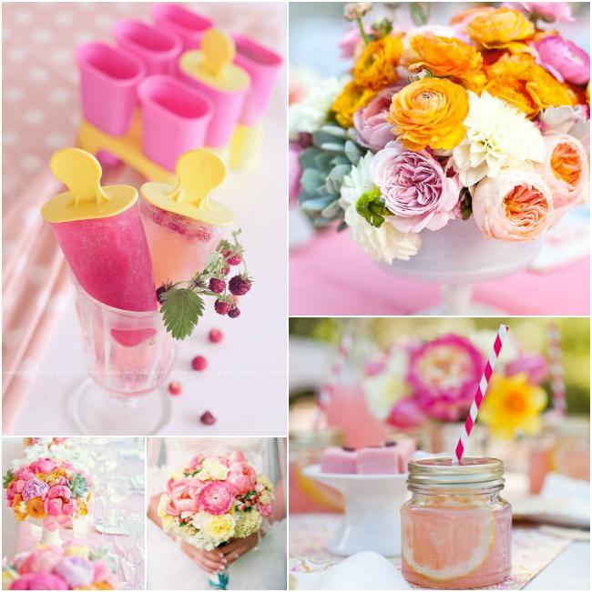 pink-yellow-wedding-inspiration