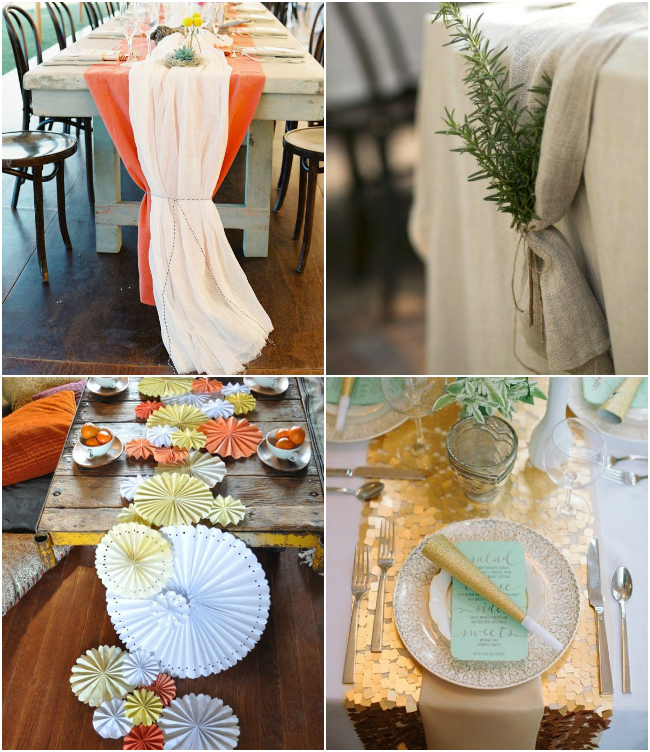 table-runner ideas