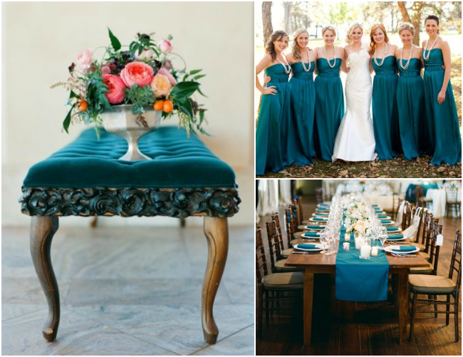 teal-blue-wedding-inspiration-board