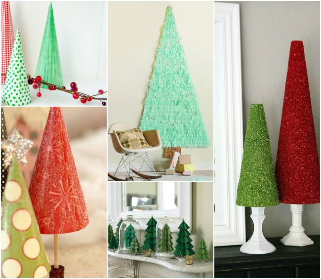 Christmas Tree DIY Projects