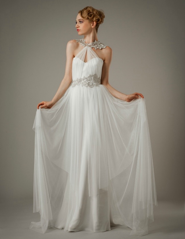 7 swoon worthy grecian wedding gowns bajan wed bajan wed for Greece style wedding dresses