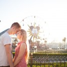 Disneyland Engagement by Katherine Rose Photography