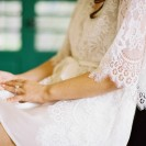 Trending: Lace Bridal Robes