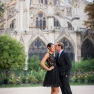 Chic Engagement from Toni G and The Paris Photographer