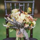 Modern Eclectic Garden Wedding Inspiration