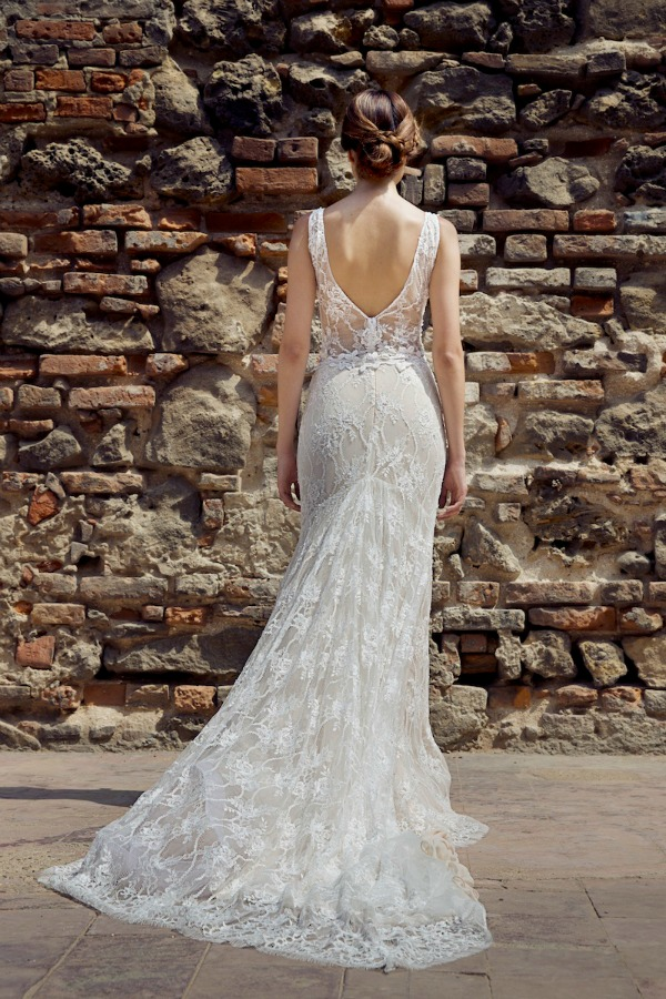 Constantina wedding dress | Francesca Miranda Fall 2014 Bridal Collection | Bajan Wed