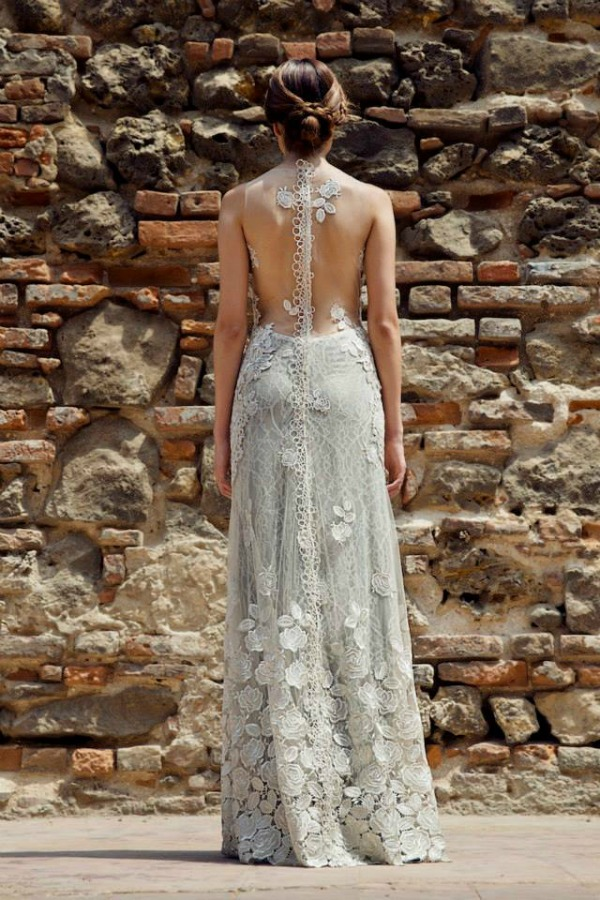 Lauren wedding dress | Francesca Miranda Fall 2014 Bridal Collection | Bajan Wed