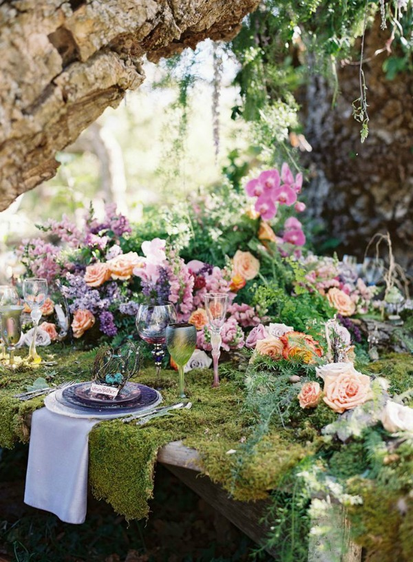 10 dreamy ideas for an enchanted woodland wedding bajan wed