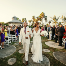 A Glamorous Tropical Wedding By Nadia D. Photography