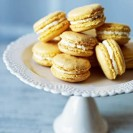 Macarons With Tropical Flavour