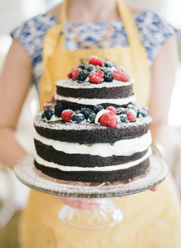 Wedding trend: naked cake   Crafted for you.™