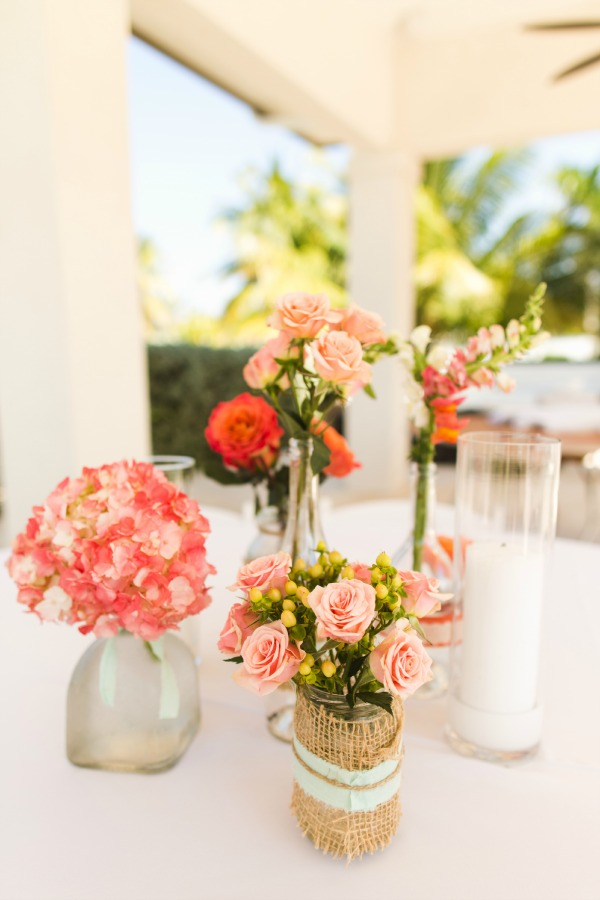 Beach Chic Cayman Islands Wedding | Paul Vincent Photography