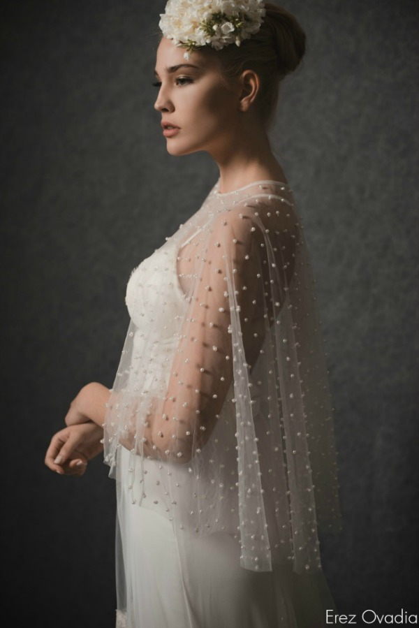 Pearl | Erez Ovadia: The 2015 Blossom Collection | Photography by Alon Shafranski