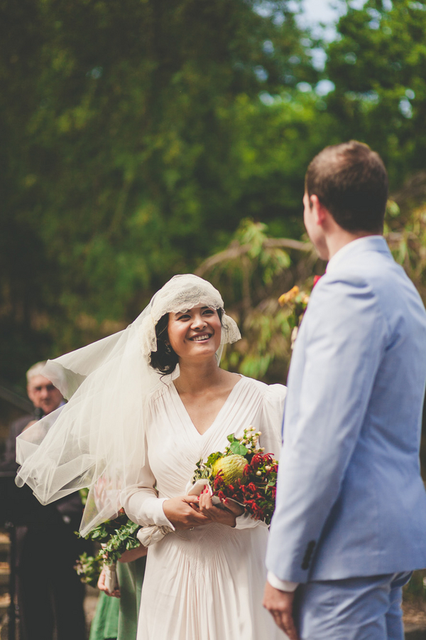Vintage-Inspired Melbourne Wedding | Don Barrington Photography