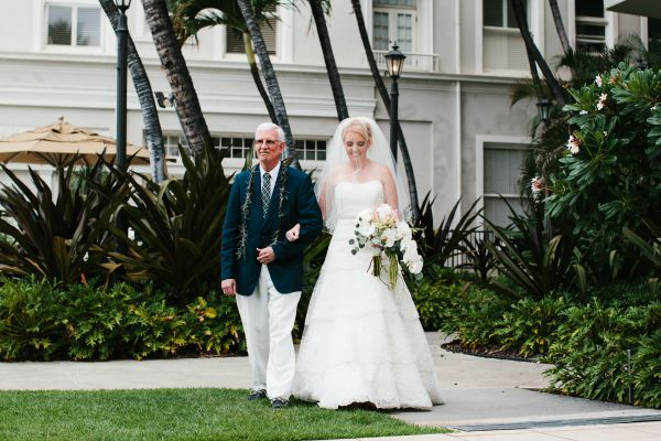 Moana Surfrider Resort Wedding | Absolutely Loved Photography