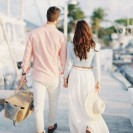 Sweet Sailboat Engagement Session
