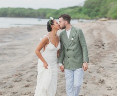 A Modern + Romantic Wedding in Costa Rica | Costa Vida Photography