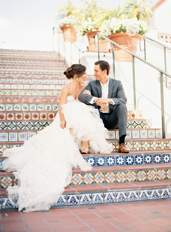 Cabo Inspired Bride and Groom Session   Sara Hasstedt Photography