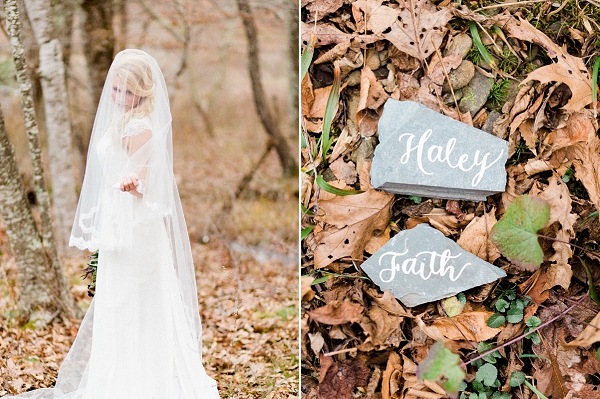 Moody Bridal Inspiration | Live View Studios | The Film Gathering