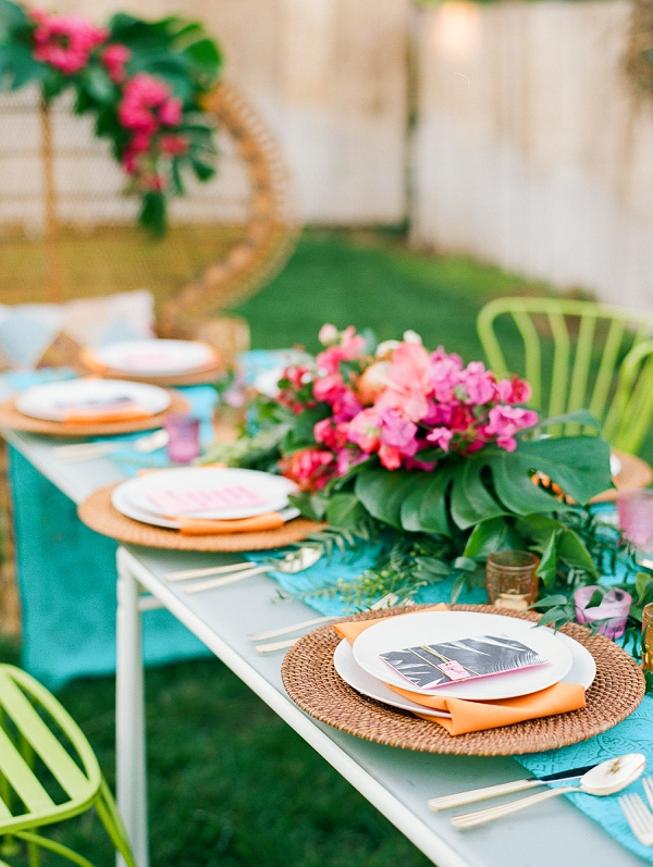 Whimsical Tropical Wedding Ideas Bridalpulse