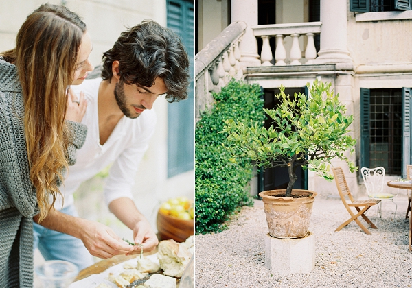 Relaxed Italian Engagement Inspiration by Lena Eliseeva Photography at the Nastia Vesna Workshop