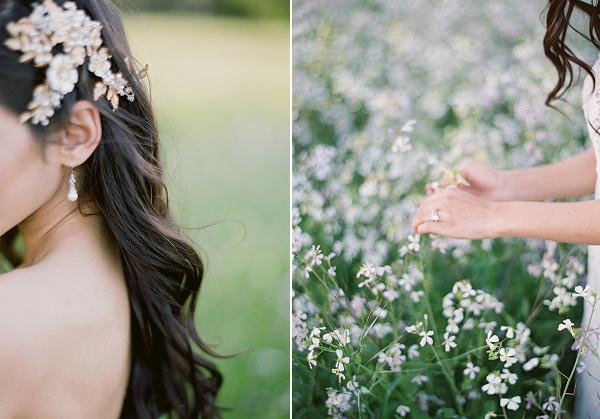 Bridal Portrait Inspiration by Samantha Kirk Photography