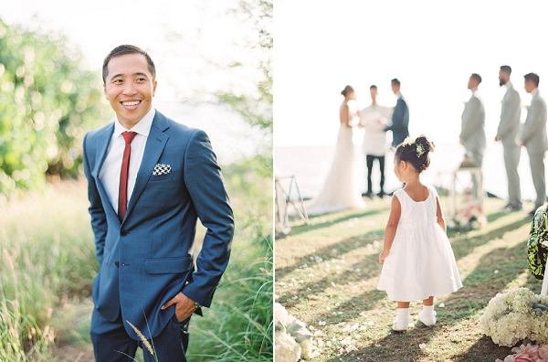 Sweet Kohala Coast Hawaii Wedding