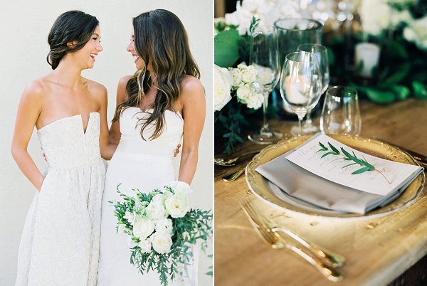 A Modern Classic Wedding In Cabo From Ashley Bosnick Photography