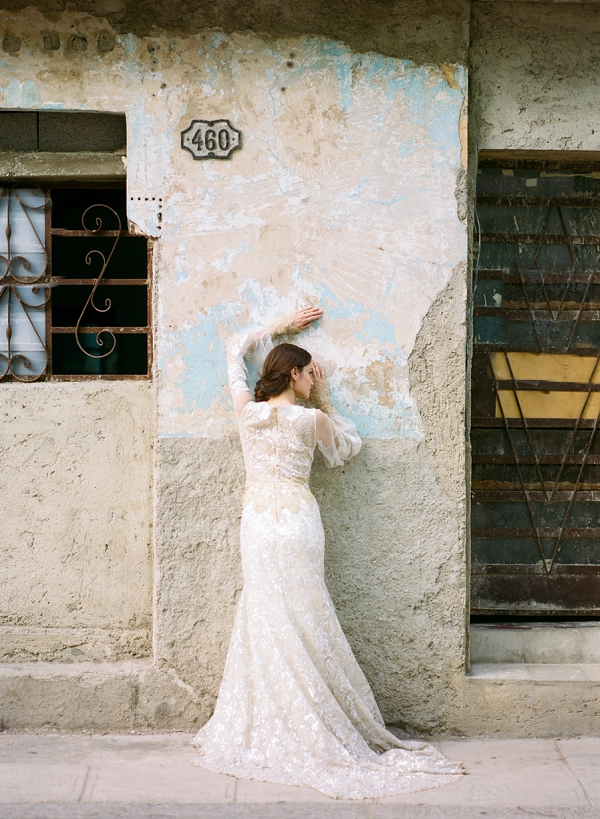 Beautiful Cuban Wedding Inspiration from Shane and Lauren Photography