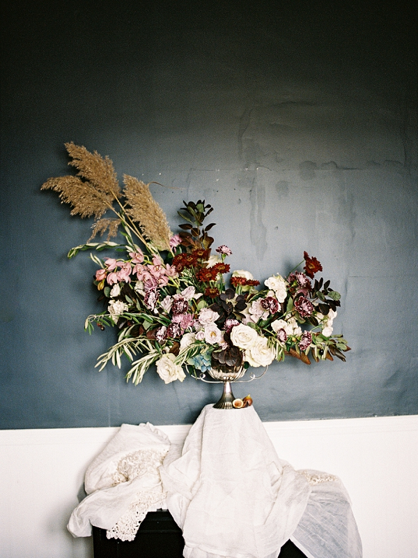 Moody and Romantic Wedding Inspiration from Live View Studios