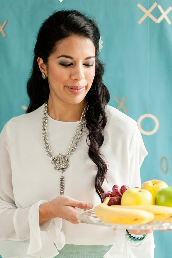 New Year's Day Brunch Inspiration | Jennifer Xu Photography