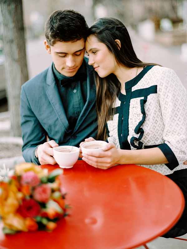 Valentine's Day Breakfast | Romantic Valentine's Day Inspiration By Lexy Ward and Michele Hart Photography