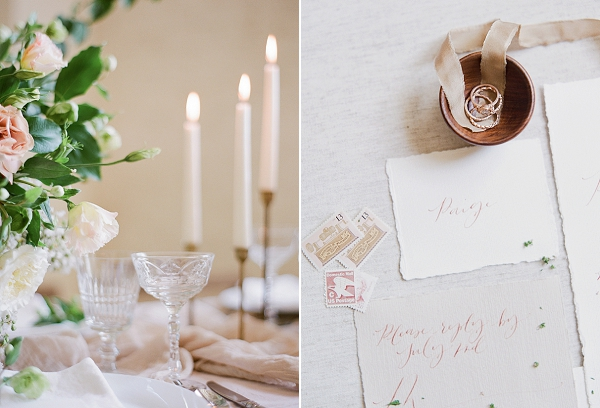 Wedding Details | Romantic Industrial Wedding Inspiration | Haystack Film Community | Grit + Gold