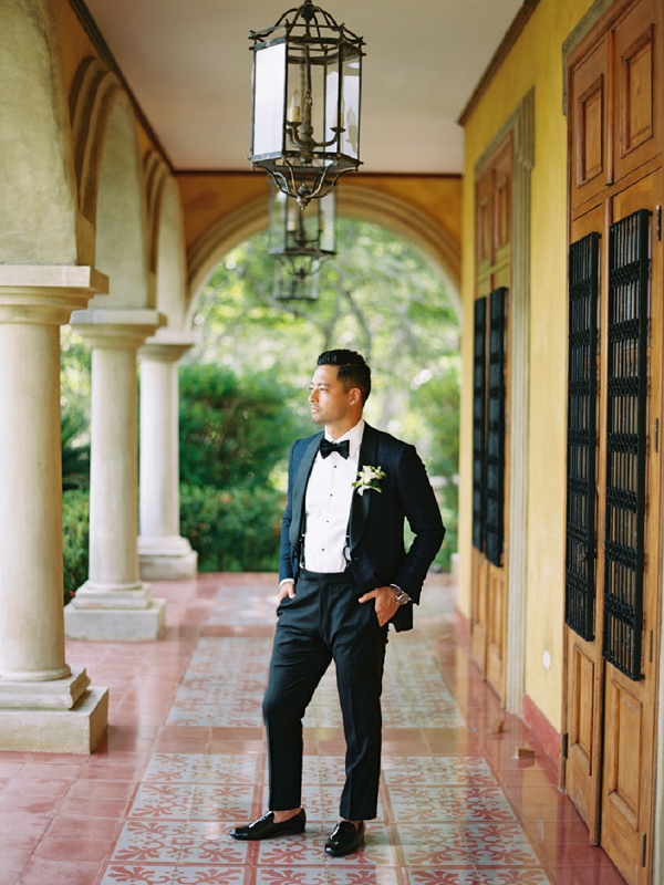 Sharply Dressed Groom in Nicaragua | Nicaragua Destination Wedding by Brumley & Wells | Fine Art Film Wedding Photography