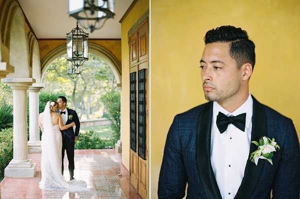 Bride and Groom Portraits in Nicaragua | Nicaragua Destination Wedding by Brumley & Wells | Fine Art Film Wedding Photography