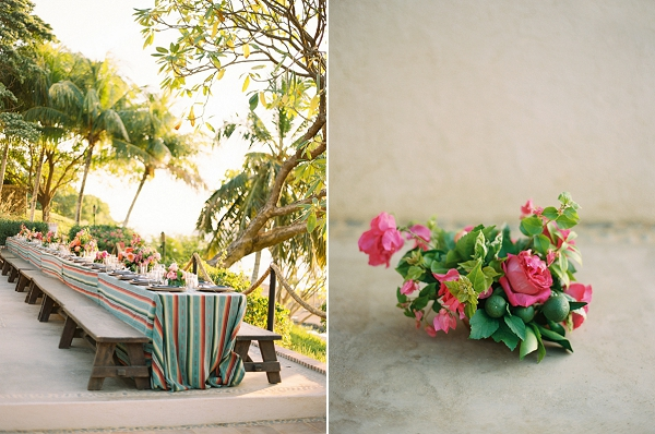 Tropical Rehearsal Dinner Inspiration | Nicaragua Destination Wedding by Brumley & Wells | Fine Art Film Wedding Photography