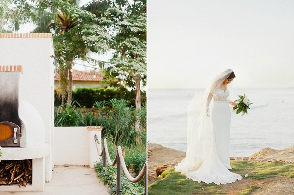 Destination Wedding Dress | Refined Rustic Destination Wedding in Nicaragua by Merari Photography