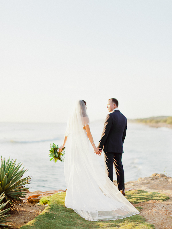 Bride and Groom Portrait | Refined Rustic Destination Wedding in Nicaragua by Merari Photography