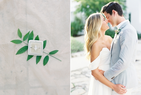 Fun Anniversary Celebration Ideas | Romantic Vow Renewal Wedding Inspiration in Florida from Simply Sarah Photography