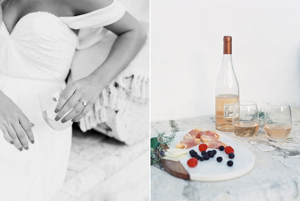Picnic Anniversary Ideas | Romantic Vow Renewal Wedding Inspiration in Florida from Simply Sarah Photography
